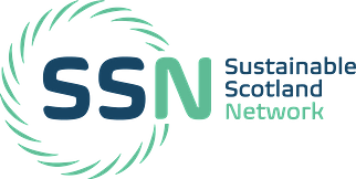 Sustainable Scotland Network  logo